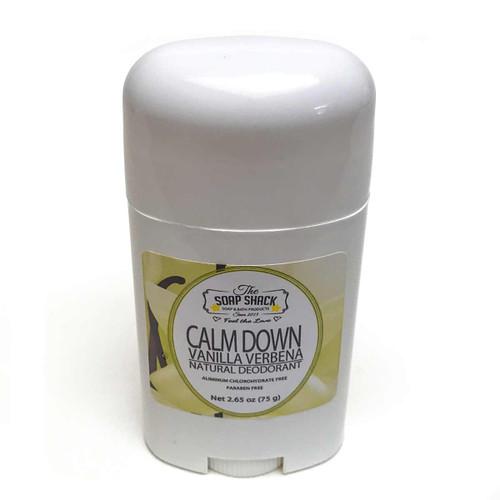 Vanilla Verbena Natural Deodorant