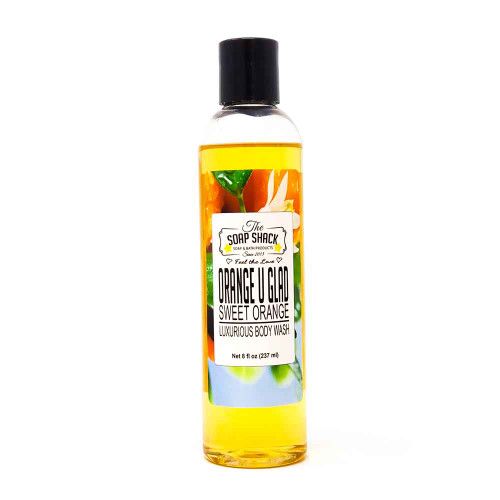 Sweet Orange Body Wash