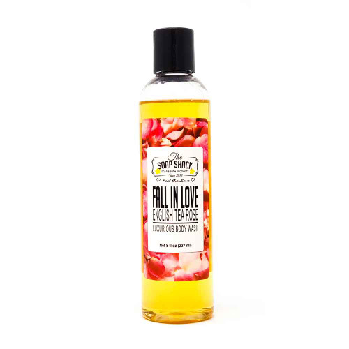 English Tea Rose Body Wash