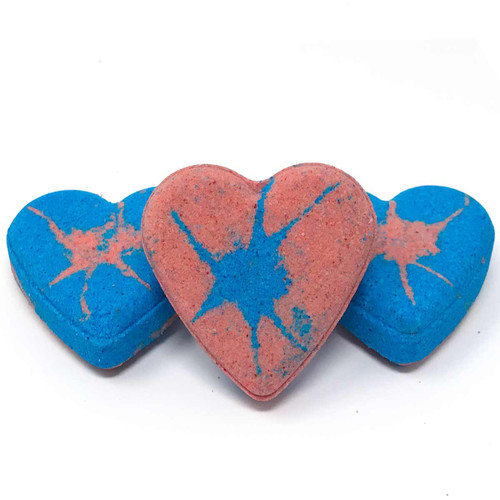 XOXOXO - Love Spell Heart Bath Bomb