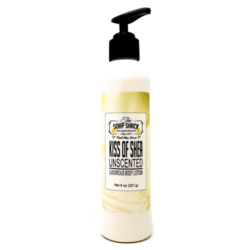 Unscented Body lotion 8oz pump