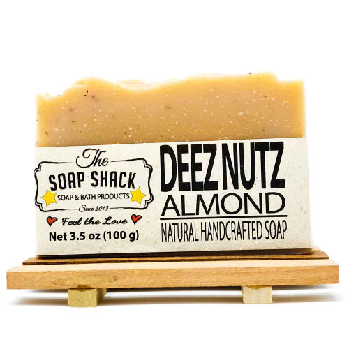 Almond Soap Bar by The Soap Shack
