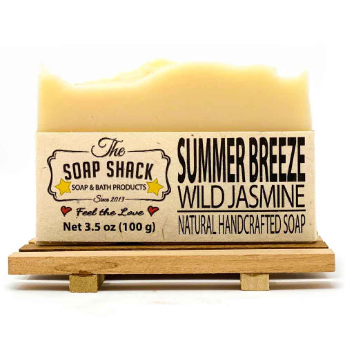 Wild Jasmine Handmade Bar Soap