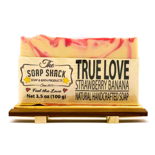 Strawberry and Banana Soap Bar
