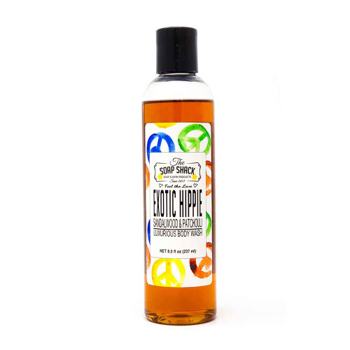 Sandalwood Patchouli Body Wash