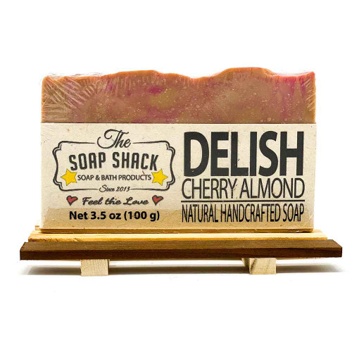Cherry Almond Handmade Bar Soap