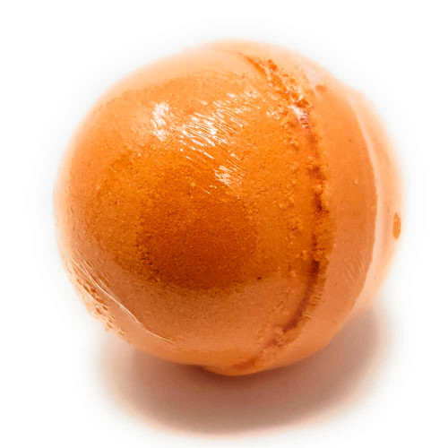 Sweet Orange Round Bath Bomb 3 oz