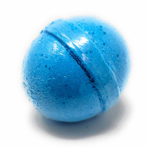 Bath Bombs - Sandalwood Patchouli scented 3 oz round.