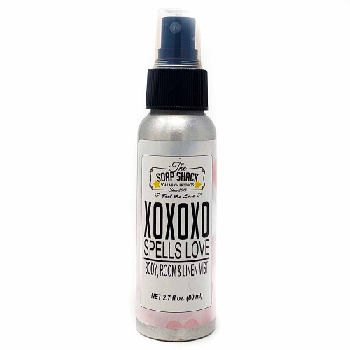 XOXOXO Spells Love Body Mist