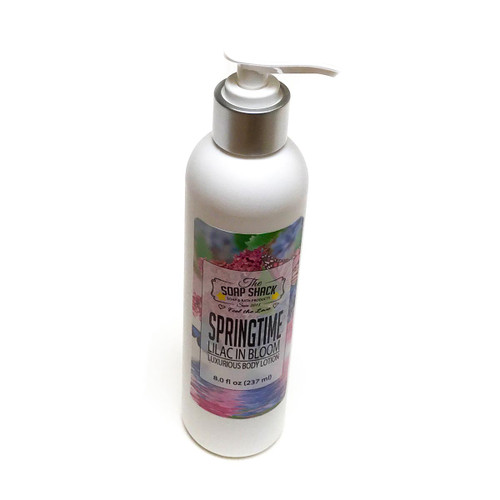 Lilac Lotion 8oz pump