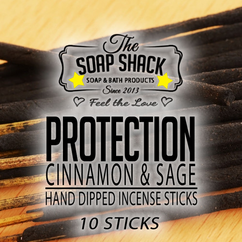 Cinnamon Sage Incense