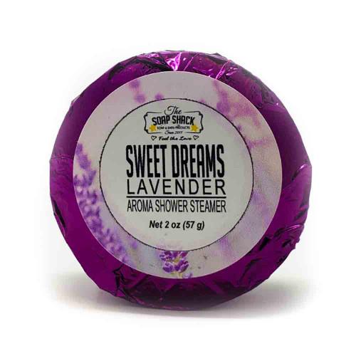 Lavender Aroma Shower Fizz