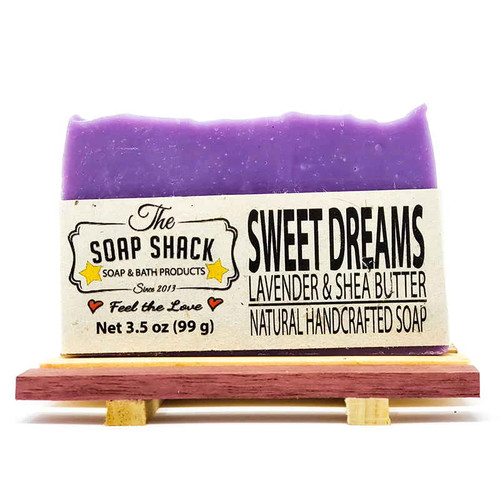 Lavender Handmade Bar Soap