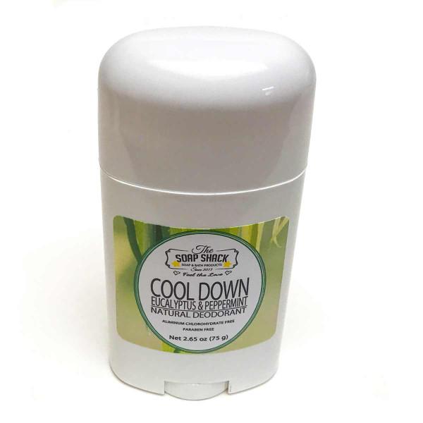 Eucalyptus Peppermint Natural Deodorant
