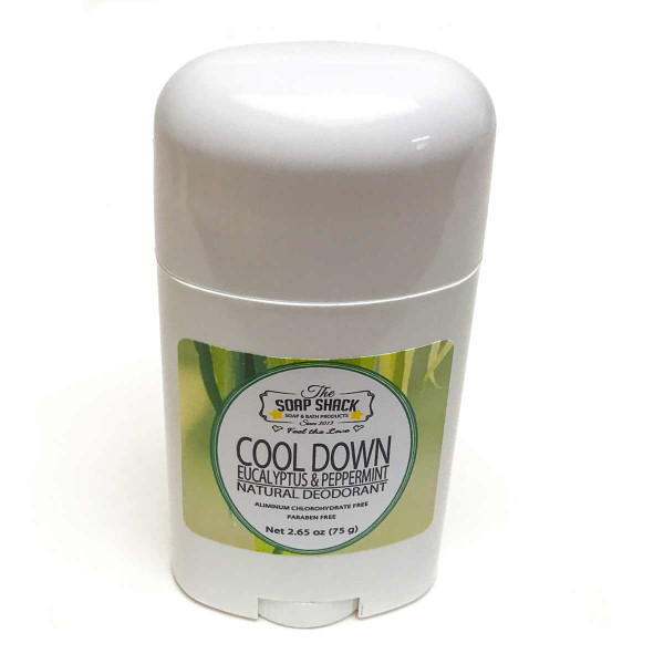 Eucalyptus Peppermint Natural Deodorant