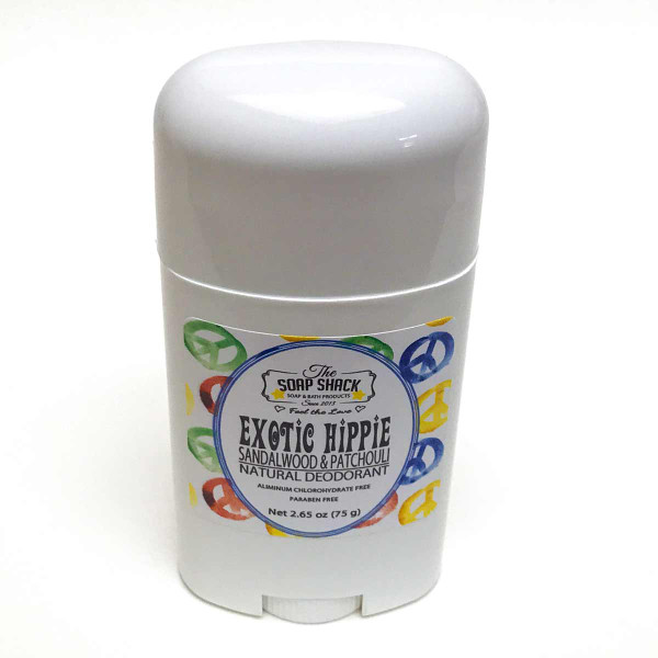 Sandalwood Patchouli Natural Deodorant