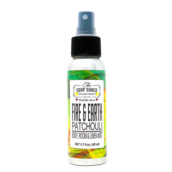 Patchouli Body Mist