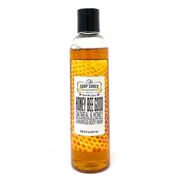 Oatmeal & Honey Body Wash