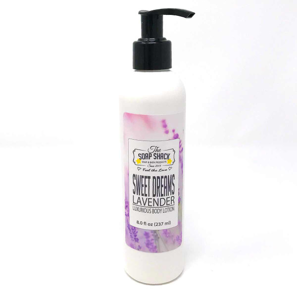 Lotion Lavender 8 oz pump