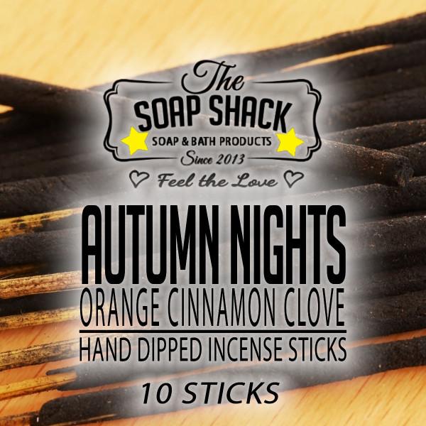 Orange Cinnamon Clove Incense