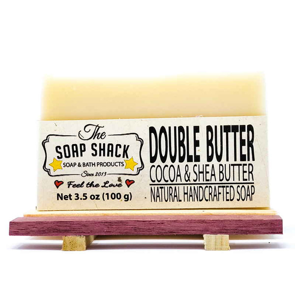Double Butters of Coco and Shea Handmade Bar Soap