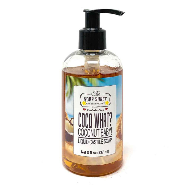Coconut Liquid Soap