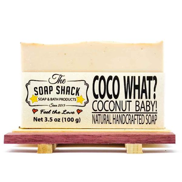 Exotic Coconut Handmade Bar Soap