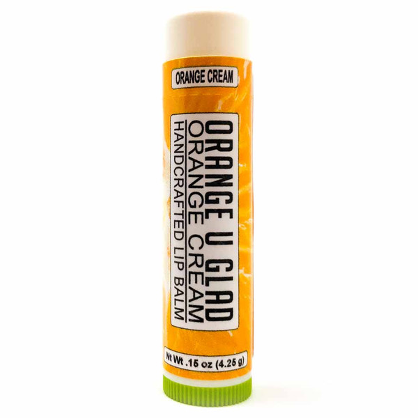 Orange Cream Lip Balm