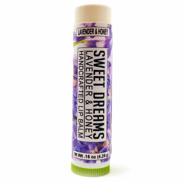 Lavender Honey Lip Balm