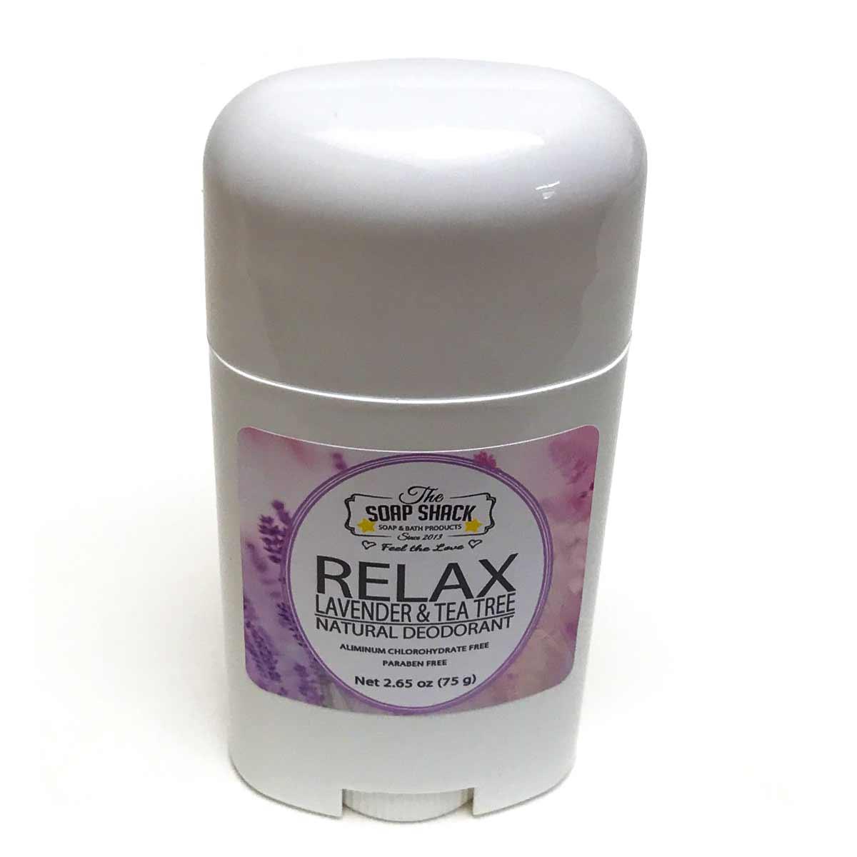 Tea Tree Lavender Natural Deodorant