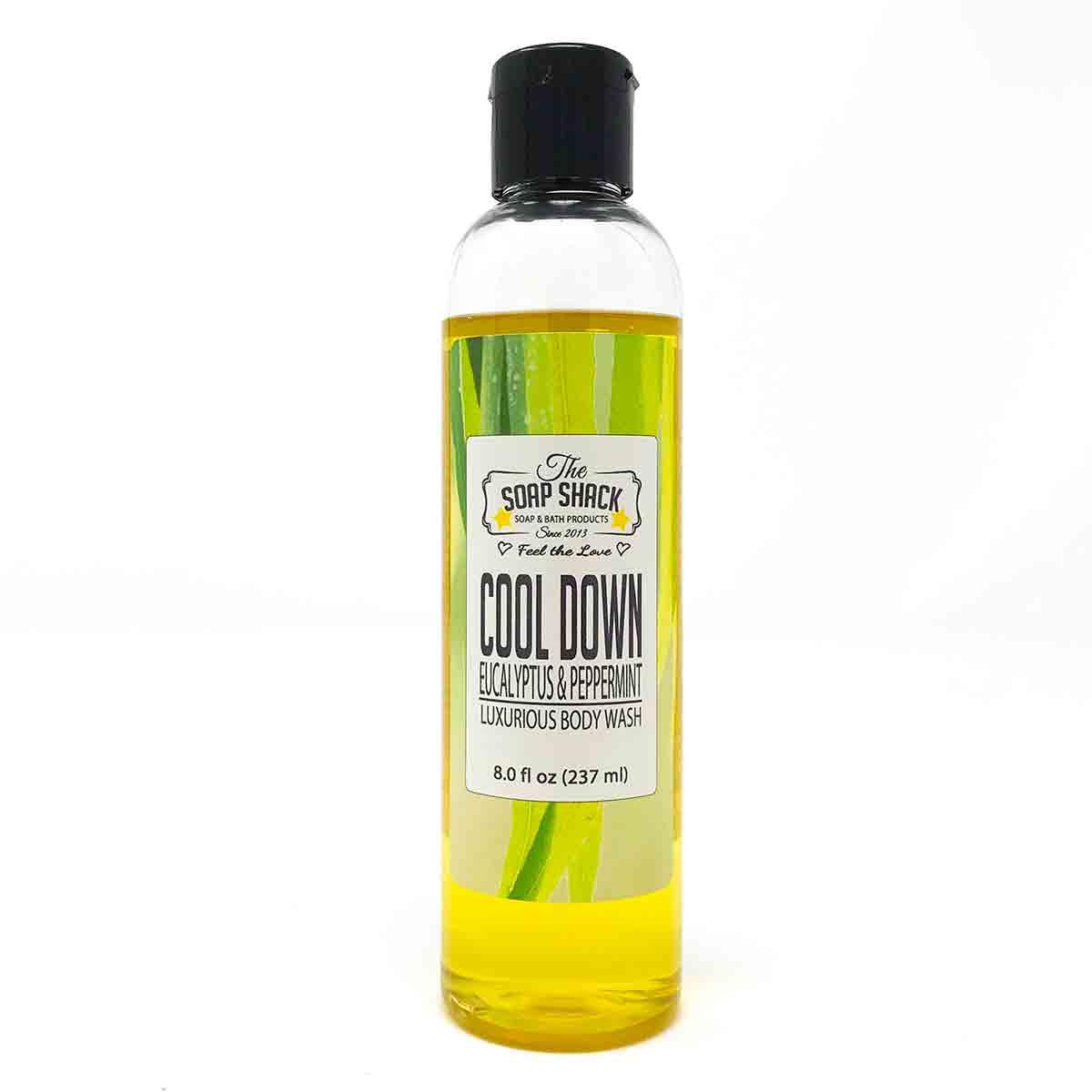 Eucalyptus Peppermint Body Wash