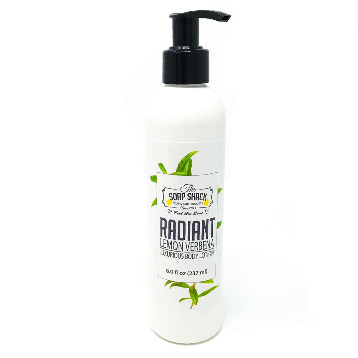 Lotion Lemon Verbena 8 oz pump