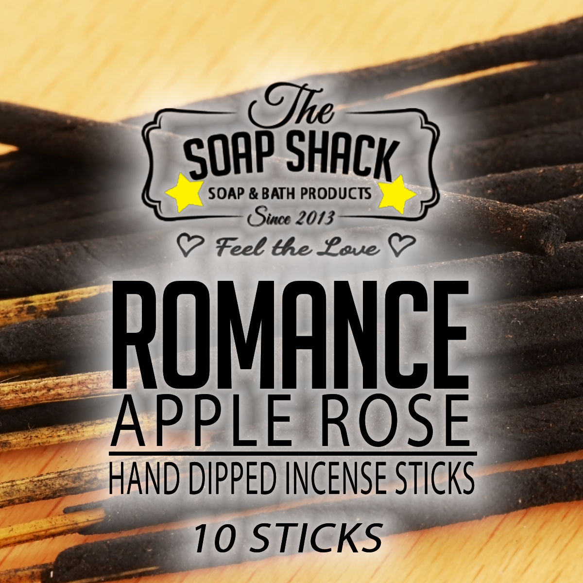 Apple Rose Incense