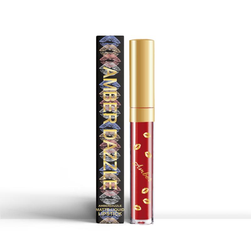 Amber Dazzle - Liquid Matte Lipstick