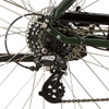 2020 iZip Path + Step Over Electric Bike - Green