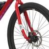 2021 iZip Zuma 2.0 Step Thru Electric Bike - Red