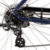 2021 iZip Path + Step-Thru Electric Bike - Blue