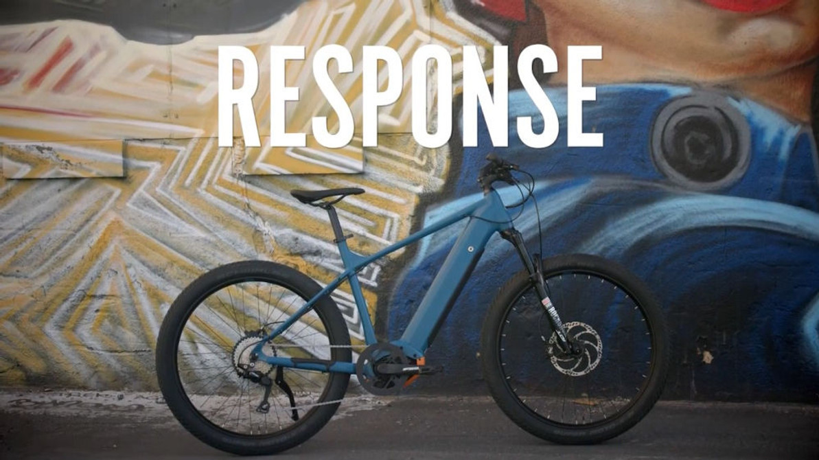 2021 Diamondback Response Overview   Electric Bikes Explained