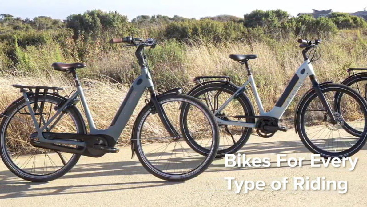 Gazelle Electric Bike Positioning Explained