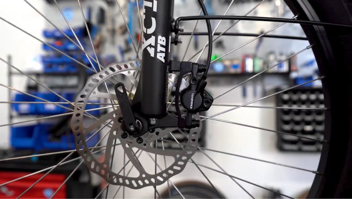 Video: How to Easily Inspect and Clean E-Bike Brake Pads
