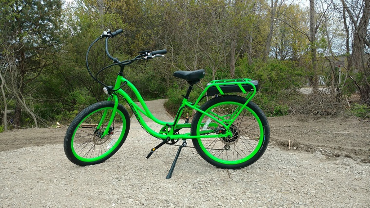Let's Chat: Electric Bicycles  - Can I Ride My E-Bike In the Rain?