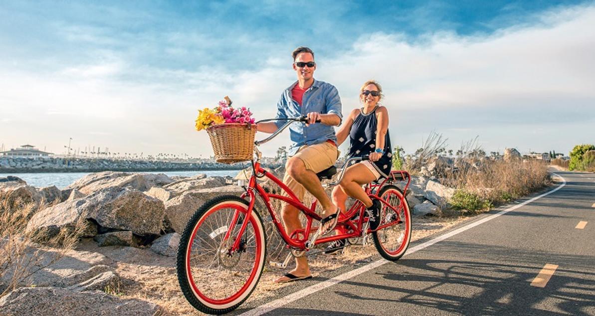 5 Date Night Ideas On An Electric Bike