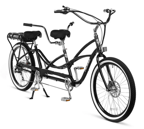 Pedego Tandem Cruiser Electric Bicycle