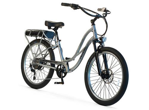 Pedego Platinum Interceptor Step-Thru Electric Bike