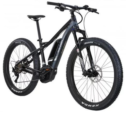 2018 Raleigh Tokul IE Electric Mountain Bike
