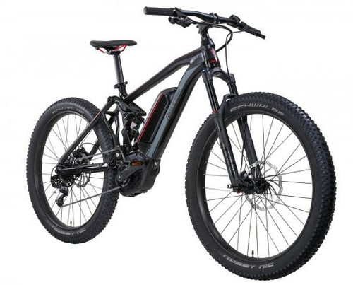 2018 Raleigh Kodiak IE Electric Bike - Grey