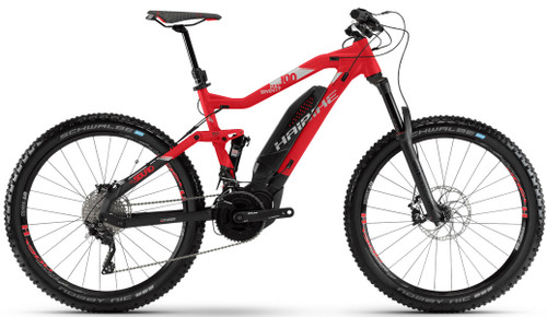 2018 Haibike Sduro FullSeven LT 10.0 Electric Mountain Bike