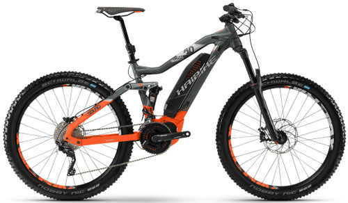 2018 Haibike Sduro FullSeven LT 8 Electric Mountain Bike
