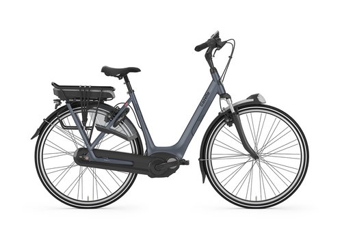 2018 Gazelle Arroyo Electric Bike - Grey