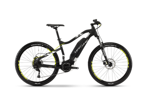 2018 Haibike Sduro HardSeven 1.0 Electric Mountain Bike